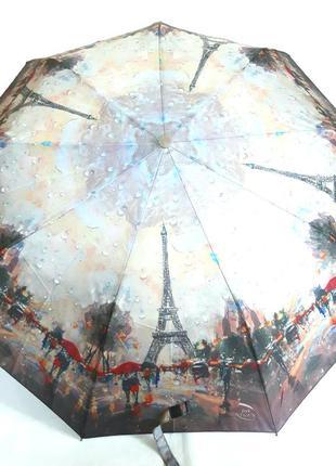 Зонт полуавтомат женский frei regen парасолька