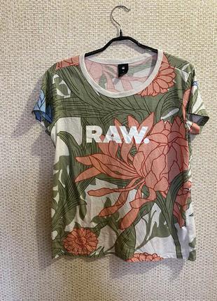 G star raw футболка