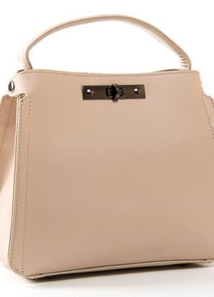 Жіноча сумочка із еко-шкіри