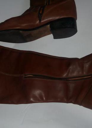 ✓ Женские сапоги и ботинки на низком каблуке в Львове 2019 ... 229fa592d7126