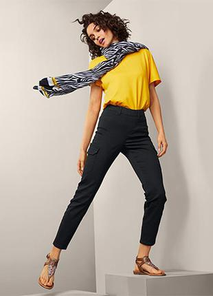 Джеггинсы треггинсы джинсы размер 44-46 наш tchibo тсм