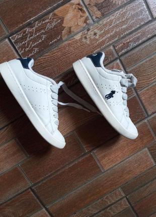 Белые кеды кроссовки