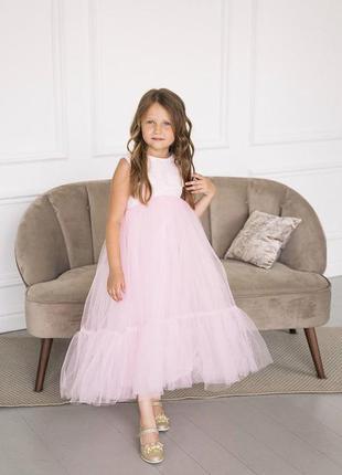 Детское нарядное платьемия