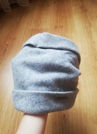 Зимняя шапка 80% шерсть