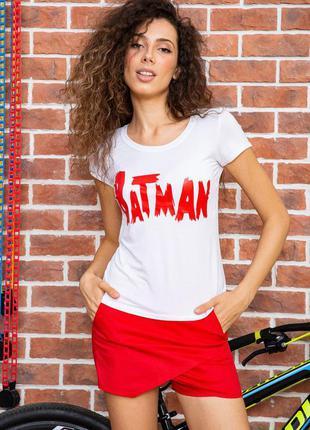 Костюм женский цвет красно-белый 179r322 64375