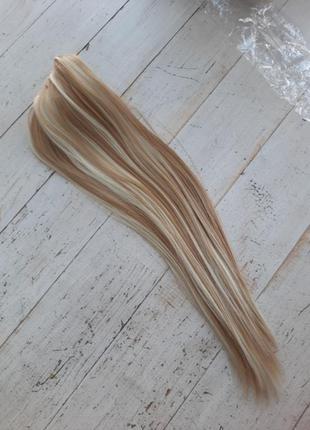 Чудесный хвост из искусственных волос