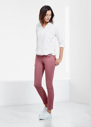 Стрейчевые брюки штаны размер 44-46 наш tchibo тсм