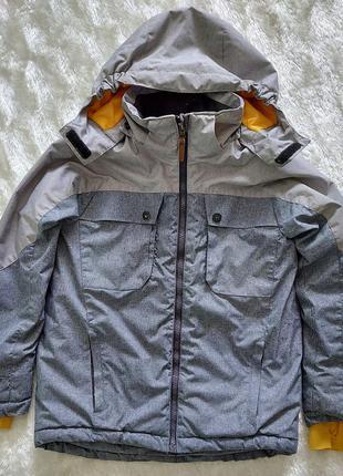 Стильная ветронепродувная подростковая курточка h & m sport