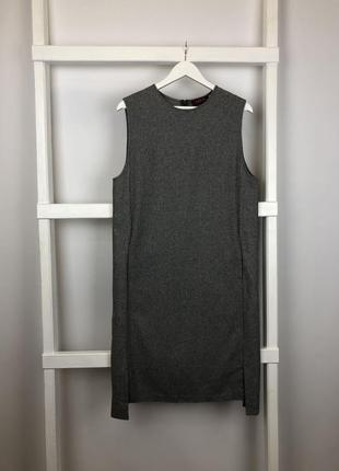 Платье сарафан 90% шерсть супер качество