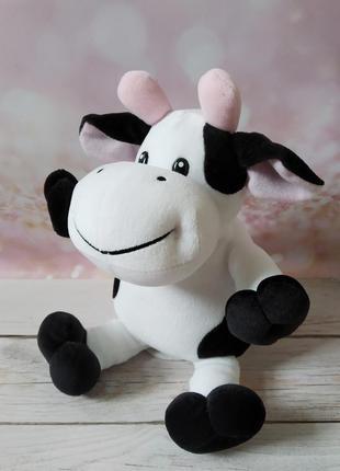 Музыкальная игрушка коровка