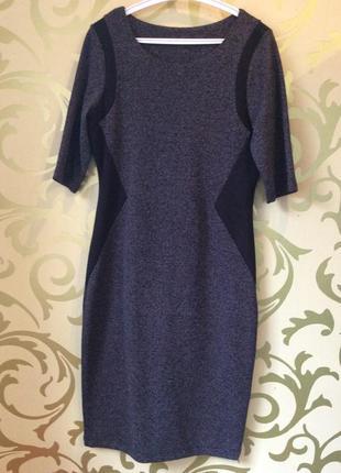 Платье по фигуре на осень от f&f 16/44