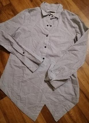 Оригинальная стильная рубашка