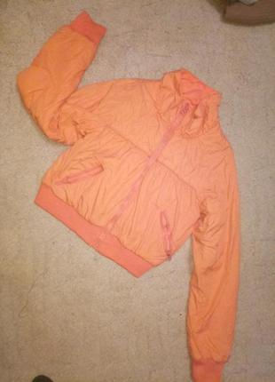Курточка короткая original adidas