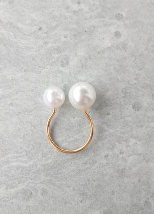 Идеальное кольцо с жемчугом