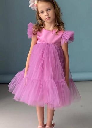 Красивое платье для девочки мия 4