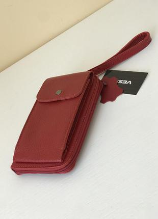 Гаманець з чохлом для телефону
