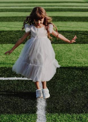 Детское платье для девочки на праздник мия 4