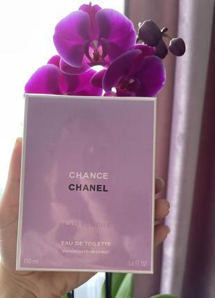Chanel chance eau tendre 100 мл шанель шанс женские духи