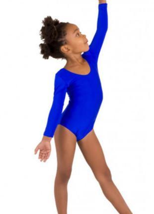 Спортивный купальник для гимнастики или танцев