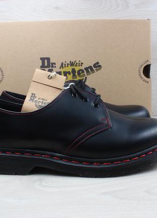 Мужские кожаные туфли dr. martens 1461 оригинал, размер 44.5 - 45