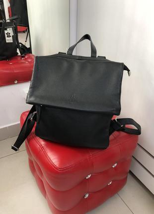 Шкіряний рюкзак італія