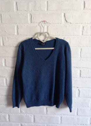 Стильный кашемировый свитер caroll