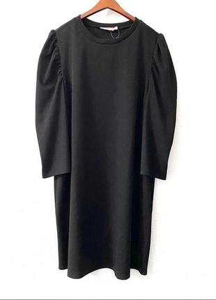 Asos чорна сукня батального розміру