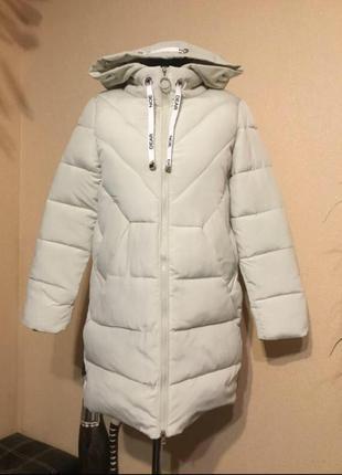 🔥стильная🔥 куртка пальто демисезонная евро зима