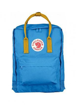 Рюкзак , fjallraven kanken classic , синій.