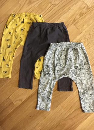 Трикотажні штанці