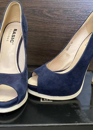 Туфлі 35 розмір