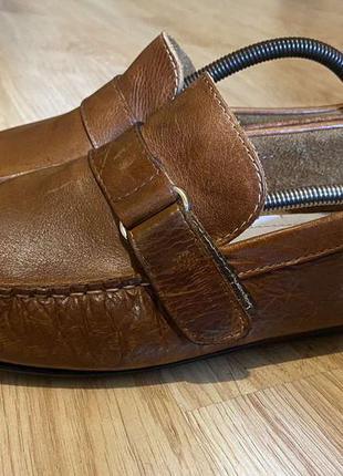 Мокасины bianco man p 44 на ногу 28 см
