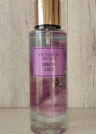 Victoria´s secret neon lily - парфюмированный спрей сша