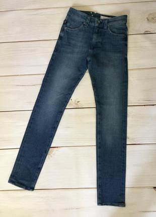 Женские джинсы, узкие. h&m