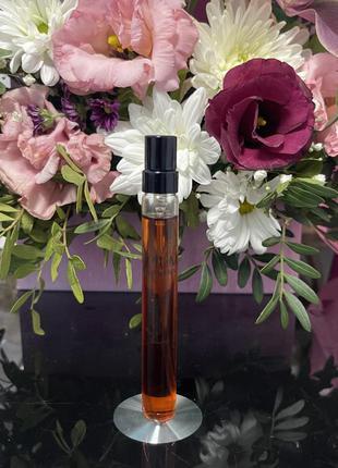 Парфюмированная вода ysl black opium оригинал миниатюра