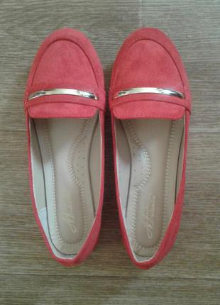Красные туфли, балетки
