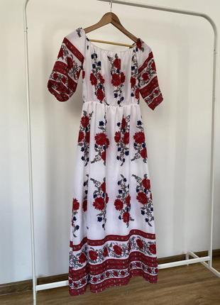 Шифонова сукня