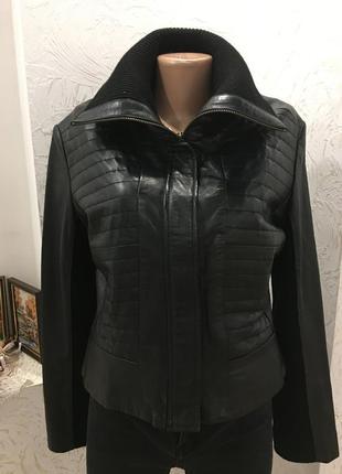 Шкіряна куртка/косуха💣🖤