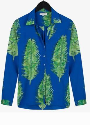 Яркий костюм шорты и блуза fabienne chapot