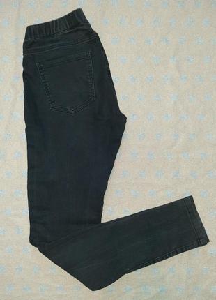 Штаны cubus лосинки джинсовые s, джегинсы