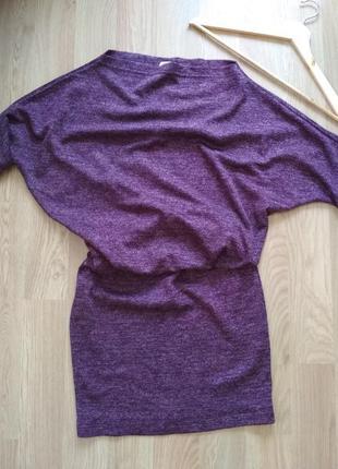 Платье (пошив летучая мышь)