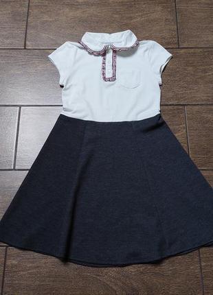 Платье # школьное платье