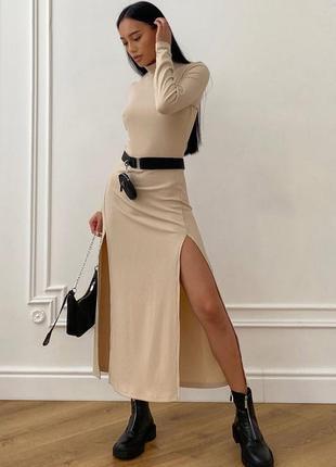 Платье рената бежевый jadone fashion