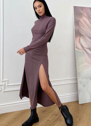 Платье рената мокко jadone fashion