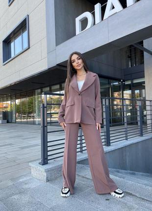 Костюм брюки +пиджак