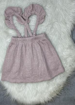 Сарафан юбка 9-12 месяцев
