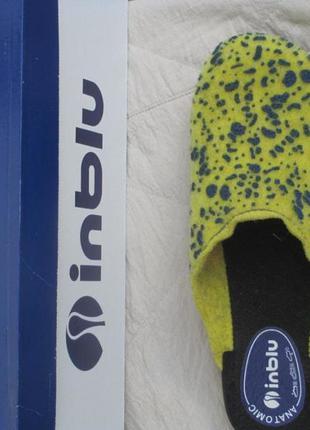 Тапки, тапочки, домашняя обувь. inblu. 24 см.