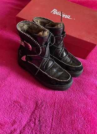 Cafe noir 🔥🔥🔥зимние ботинки
