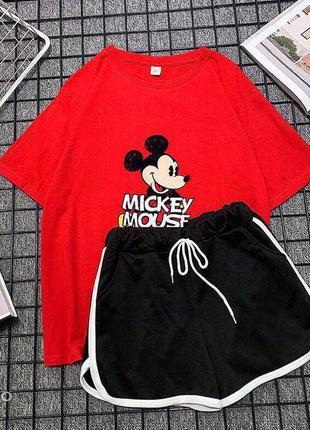 Розпродаж!!!костюм шорты и футболка
