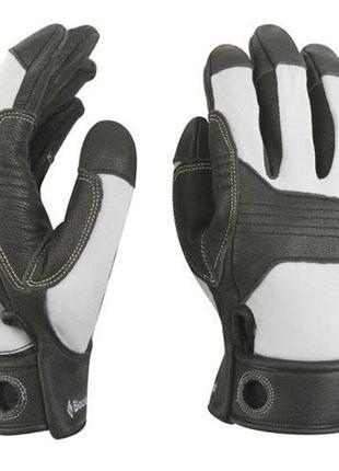 Перчатки для скалолазания/альпинизма black diamond transition rock gloves